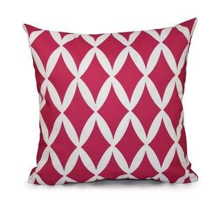 20x20-inch Geometric Decorative Throw Pillow