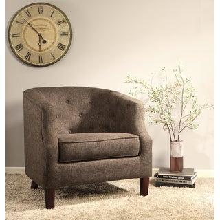 Ansley Nostalgia Mink Accent Chair