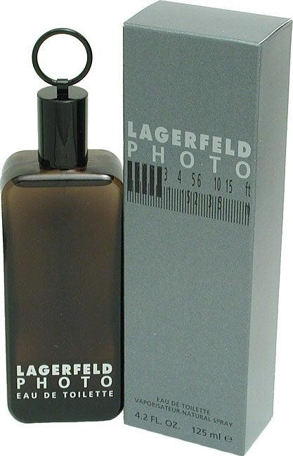 Karl Lagerfeld Photo Men's 4.2-ounce Eau de Toilette Spray