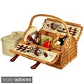 Picnic at Ascot Sussex 2-person Picnic Basket
