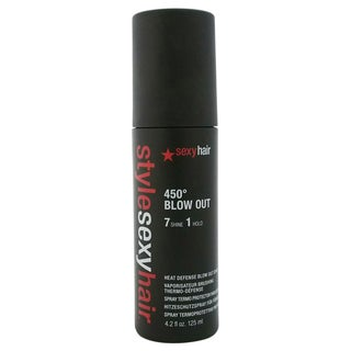 Style Sexy Hair 450º Blow Out 4.2-ounce Heat Defense Spray