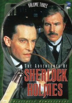 The Adventures Of Sherlock Holmes Vol. 3 (DVD)