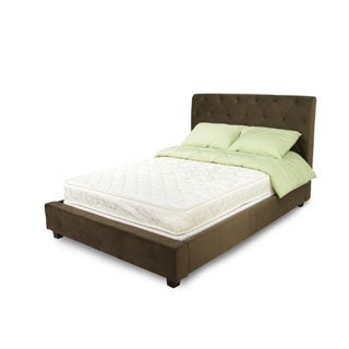 Compare Simmons BeautyRest Recharge Songwood Luxury Firm Pillow Top Mattress Set - King / Low Profile Height