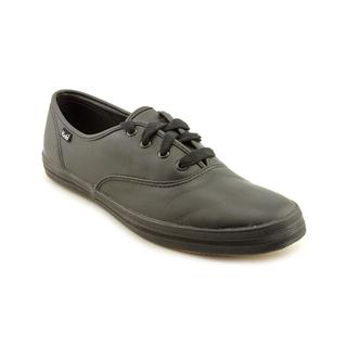 Keds Women's 'Champion Oxford CVO' Leather Casual Shoes - Extra Narrow