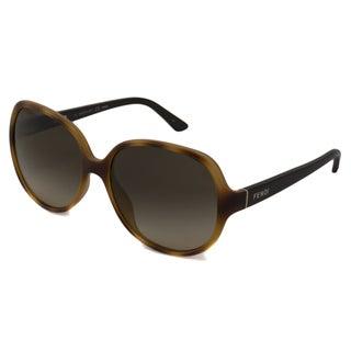 Fendi Women's FS5274 Rectangular Sunglasses