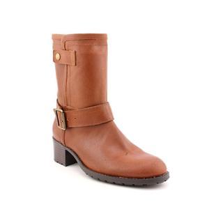 DKNYC Women's 'Savannah' Leather Boots (Size 8 )