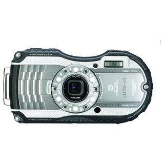 Pentax WG-4 16 Megapixel Compact Camera - Silver