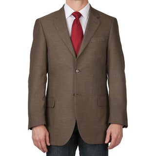 Dockers Men's Tan Blended Fabric 2-button Sportcoat