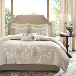 Madison Park Essentials Sonora 9-piece Bed in a Bag with Sheet Set