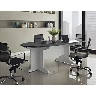Altra Pursuit White Small Conference Table