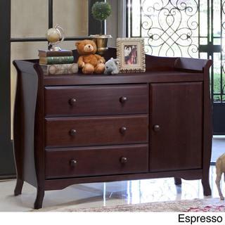 Million Dollar Baby Classic Ashbury Combination Dresser