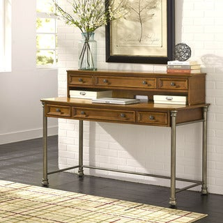 The Orleans Executive Desk and Hutch