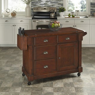The Aspen Collection Kitchen Cart