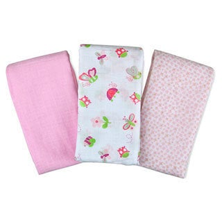 Summer Infant SwaddleMe Muslin Blanket in Butterflies (3 Pack)