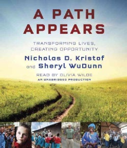 A Path Appears: Transforming Lives, Creating Opportunity (CD-Audio)