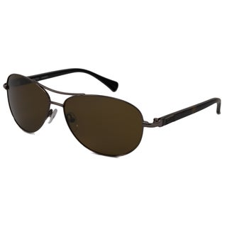 Nautica Men's/ Unisex N5088S Polarized/ Aviator Sunglasses
