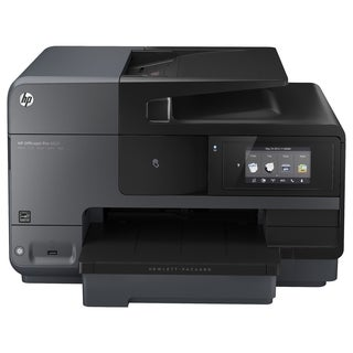 HP Officejet Pro 8600 8620 Inkjet Multifunction Printer - Color - Pla