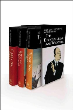 The Essential Jeeves and Wooster (Hardcover)