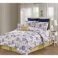 Kensington Floral 8-piece Comforter Set