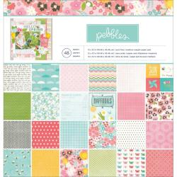 Garden Party Paper Pad 12 X12 48/Sheets -