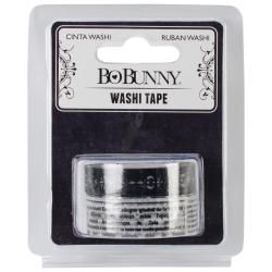 BoBunny Black & White Washi Tape -