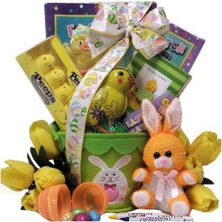Bunnies, Birds, Chicks Oh My! Toddler Easter Basket