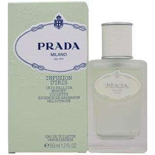 Prada Milano 'Infusion D'Iris' Women's 1.7-ounce Eau de Toilette Spray