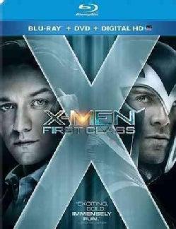 X-Men First Class Triple Play (Blu-ray/DVD)