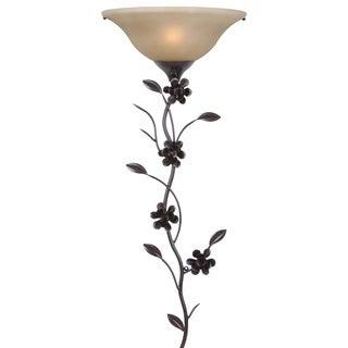 Magnolia 1-light Gold Wallchiere