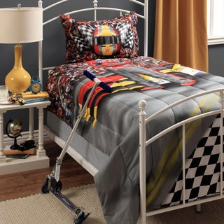 Speedster Twin-size 2-piece Comforter Set