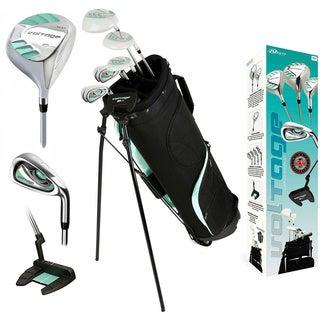 Nextt Golf Voltage 12 Piece Ladies Right Hand Bag and Club Set