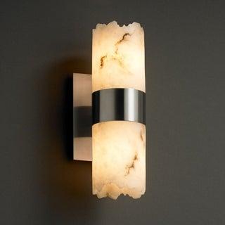 Justice Design Group LumenAria Dakota 2-light Wall Sconce