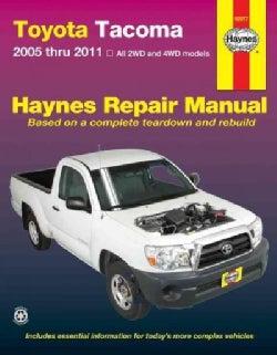 Toyota Tacoma 2005 thru 2011 Haynes Repair Manual (Paperback)