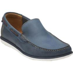 Men's Clarks Kelan Lane Navy Leather