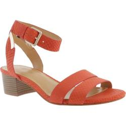 Women's Enzo Angiolini Tala Red Leather