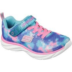 Girls' Skechers Pepsters Sneaker Blue/Pink