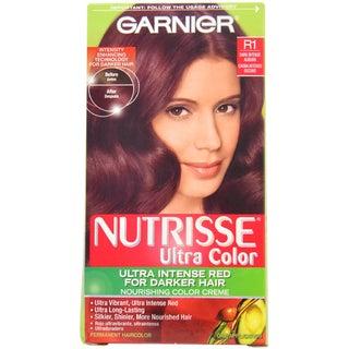 Garnier Nutrisse Dark Intense Auburn Nourishing Hair Color (1 Application)