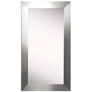 Rayne American Made Full-length Silver Mirror