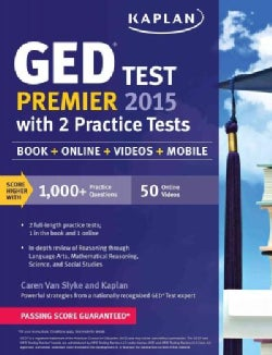 GRE Study Guide 2015 : GRE Test Prep with Practice Questions by Gre ...