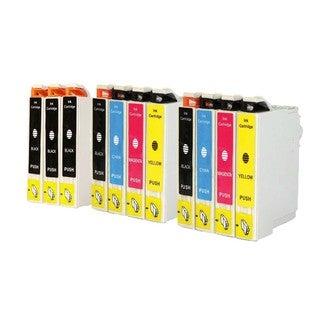 11PK Compatible Epson 126 T126120 T126220 T126320 T126420 Epson Stylus NX330 NX430 WorkForce 435 520 545 630 633 635 645 840 845