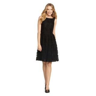 Dessy Collection Women's 'Natalie' Guipure Lace Party Dress
