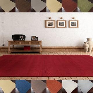 Hand-loomed Helen Casual Wool Area Rug (2' x 3')