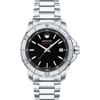 Movado Men's 2600115 'Series 800' Performance Stailess Steel Swiss Watch
