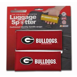 The Original Patented NCAA Georgia Bulldogs Luggage Spotter (Set of 2)