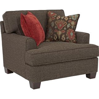 Westport Walnut Chair and a Half