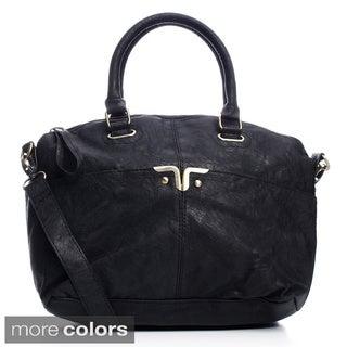 Bueno Top-zip Satchel Bag