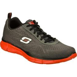 Men's Skechers Equalizer Quick Reaction Gray/Red