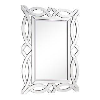 Christopher Knight Home Rectangular Arch Modern Wall Mirror