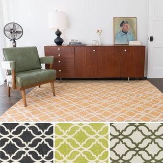 Flatweave Ledbury Moroccan Cotton Rug (3'6 x 5'6)