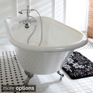 Claw Foot Tubs Overstock Shopping The Best Prices Online